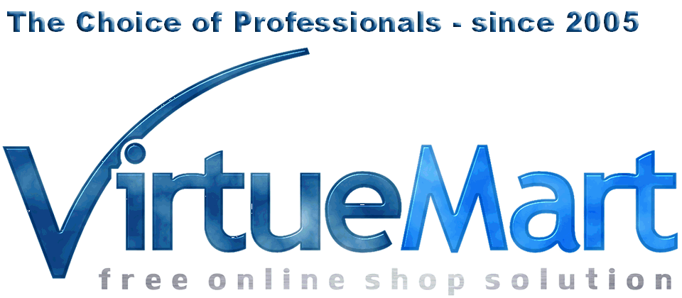 Virtuemart - online eCommerce shop solution