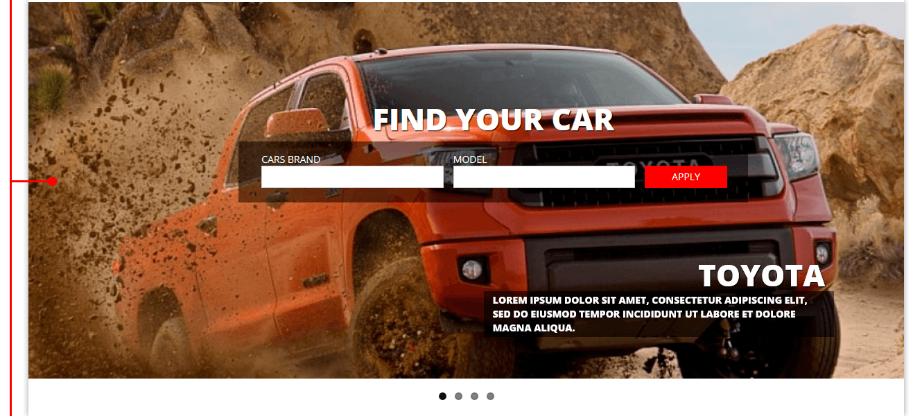 Autodealer - drupal car theme