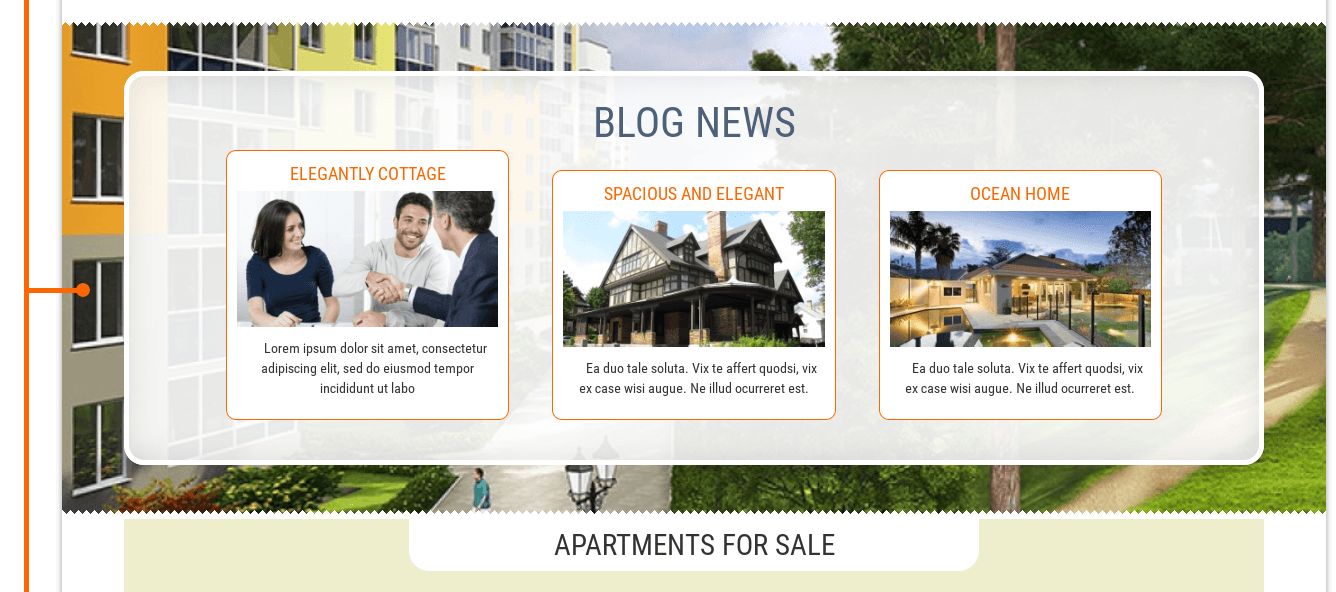 Realty - business drupal theme