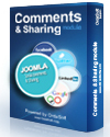 Social Comments Share joomla module