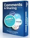 Joomla Social Sharing module