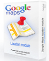 Location Map module Joomla