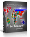 Sef Translate joomla software for automatically website translation