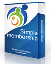 Simple Membership joomla membership website software