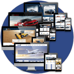 Joomla Car Dealer website designs