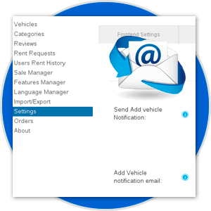 Vehicle Manager - Joomla Car Rental and Selling Solution