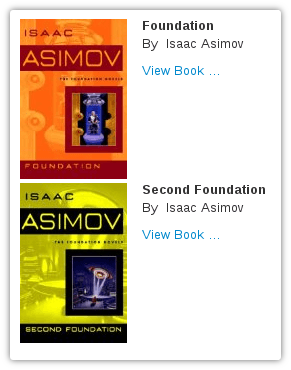 Module From Same Author for Book Library
