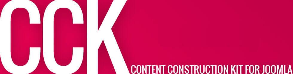 Joomla CCK - event website builder