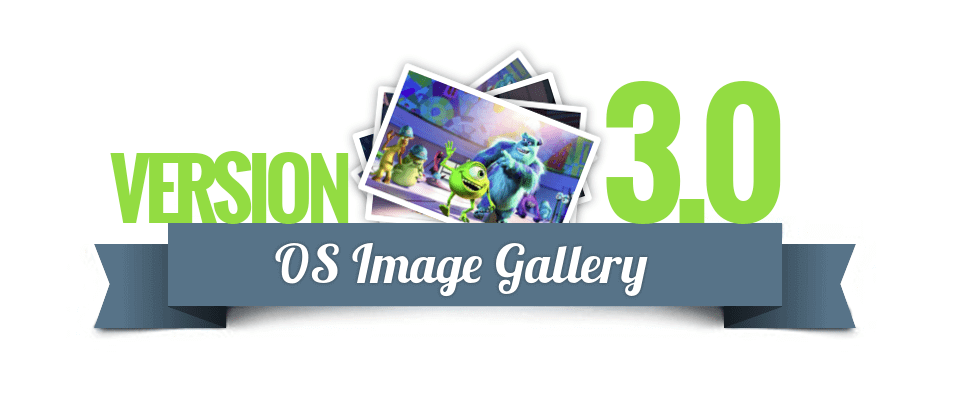 OS Image Gallery joomla 3 new version