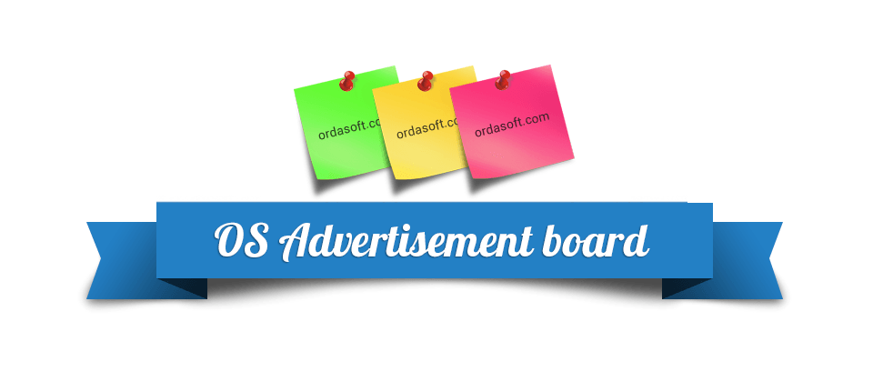 Advertisement board, Joomla classifieds extension