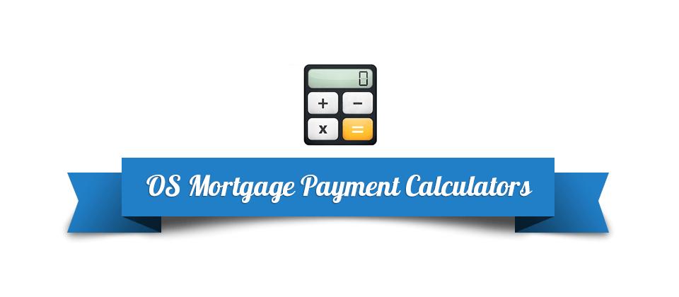 Mortgage Payment Calculators - Joomla module