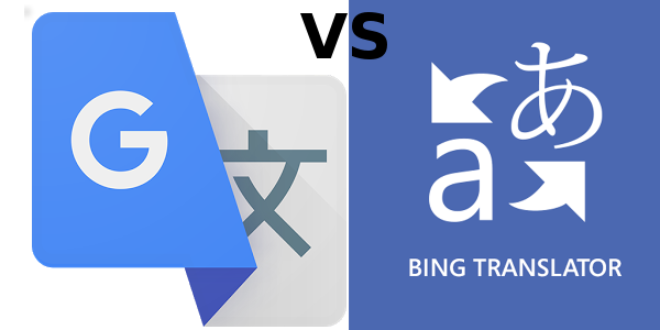 Bing Translator vs Google Translate in Joomla extension for automatically website translation Joomla websites - Sef Translate