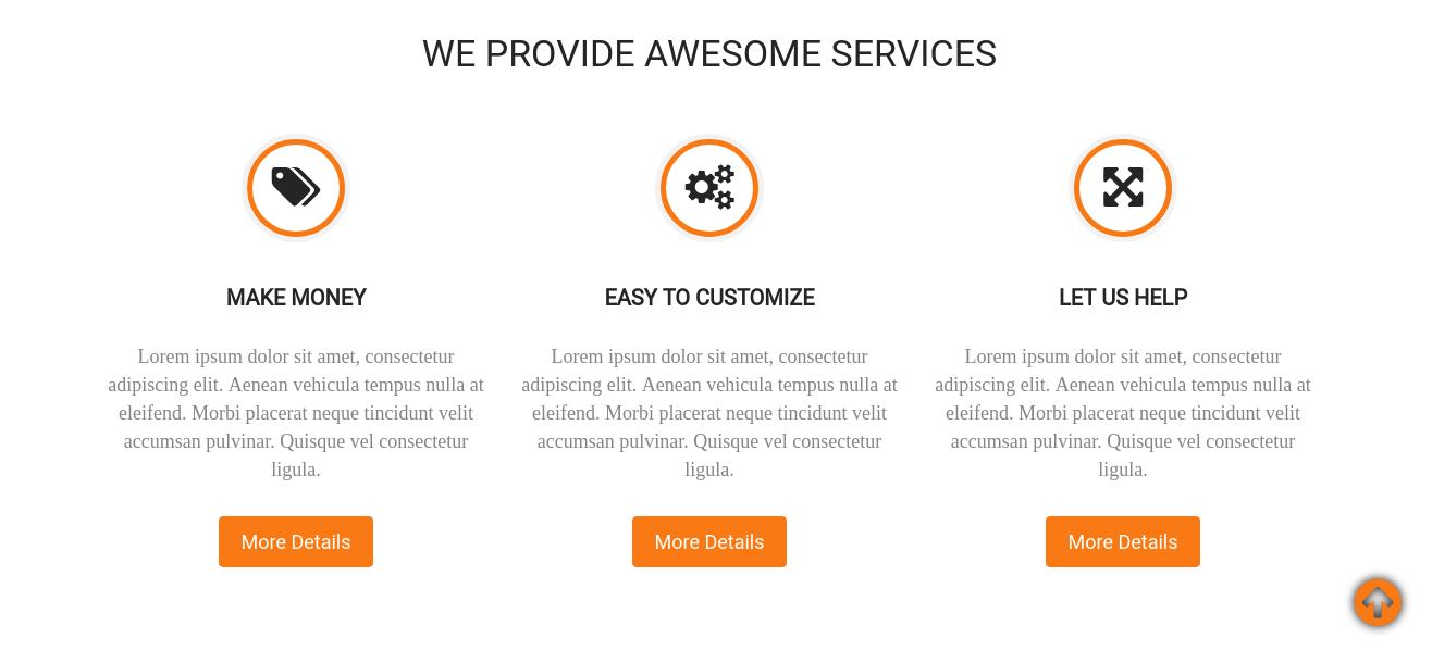 architecture portfolio template services