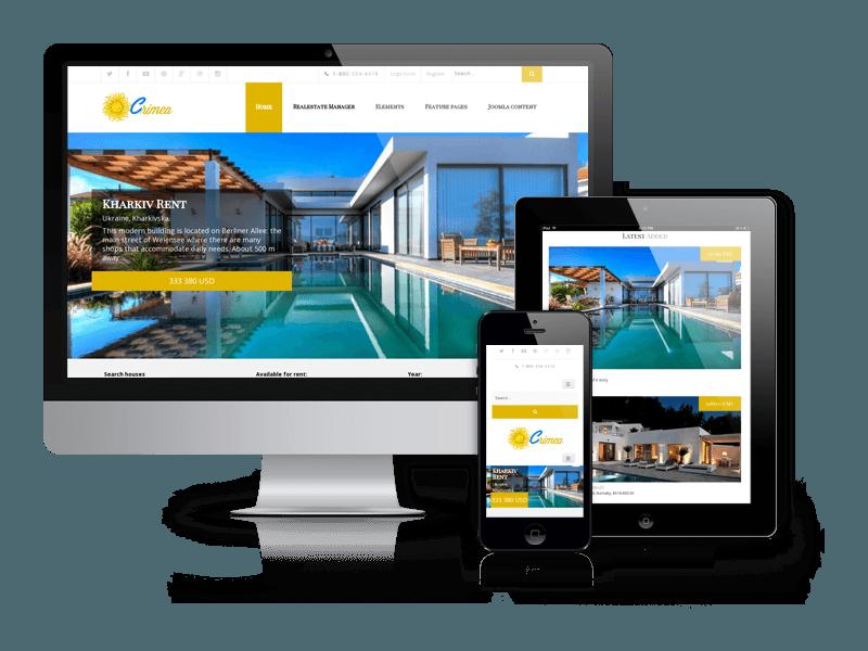 Royal Estate Real Estate Web Design
