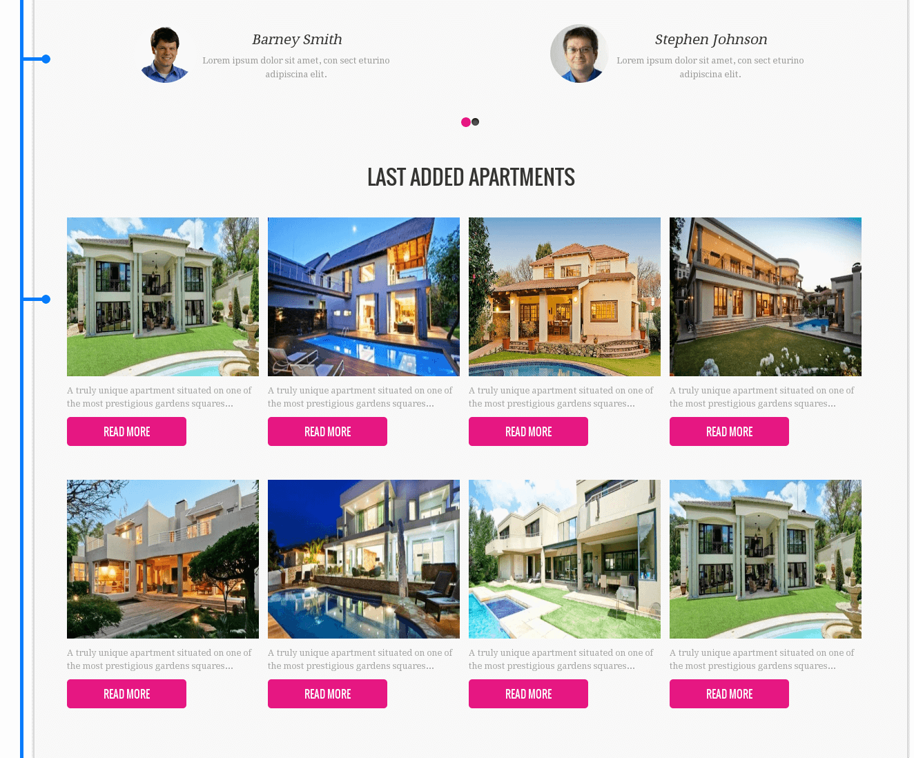 vacation joomla real estate template 2016