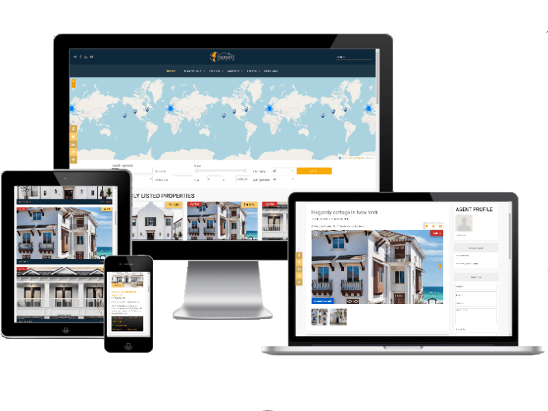 World Property - Joomla Real Estate Template