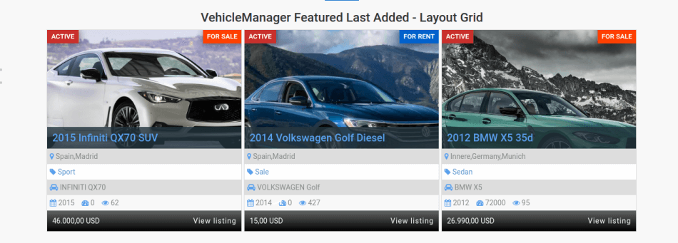 section best car sales in car template classic