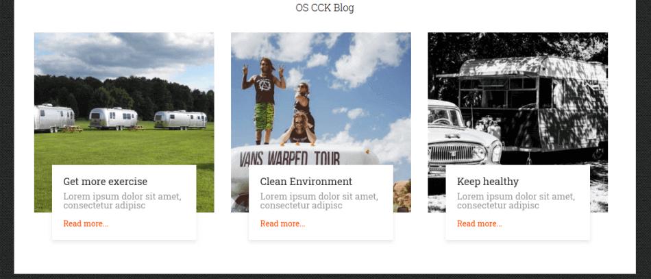 truck campers rental templateblog section