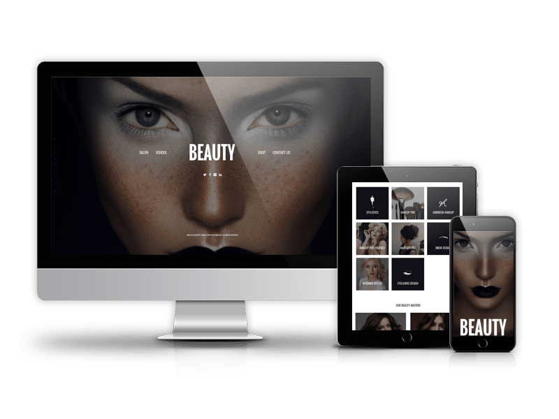 Beauty, Virtuemart Joomla eCommerce template