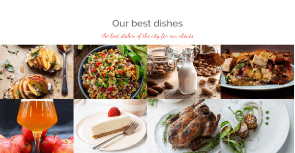 Gourmet - CCK Restaurant Booking, Joomla Template, Best dishes - Show All Instances CCK