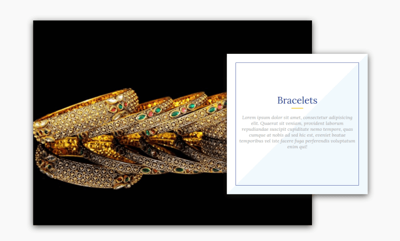 jewelry_joomla ecommerce template section all categories bracelets