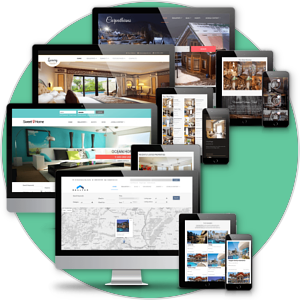 Responsive Real Estate website designs for create real estate website