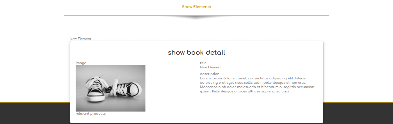 hover effect in joomla website builder