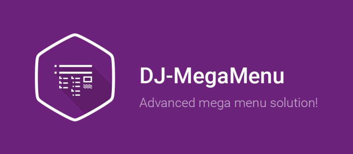 DJ Mega menu module