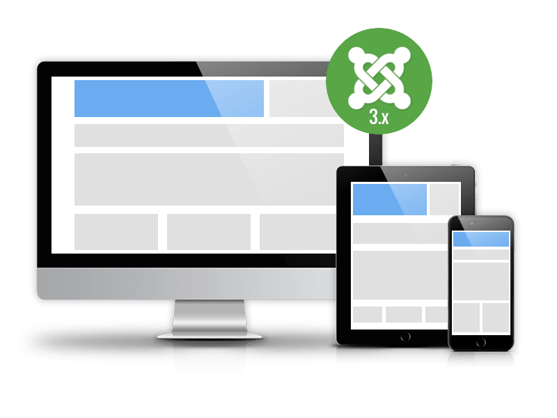 The OS Joomla blank template