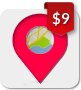 Joomla Location Map module of Joomla eCommerce Template