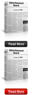 Advertisement board Joomla extension