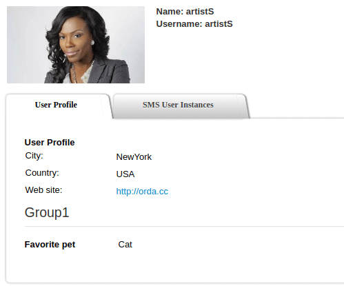 ability to prevent users from editing their profile