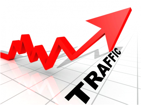 Build traffic to your site to succeed in affiliate marketing