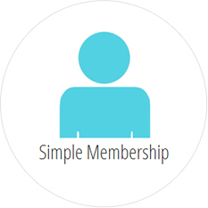 Simple Membership icon
