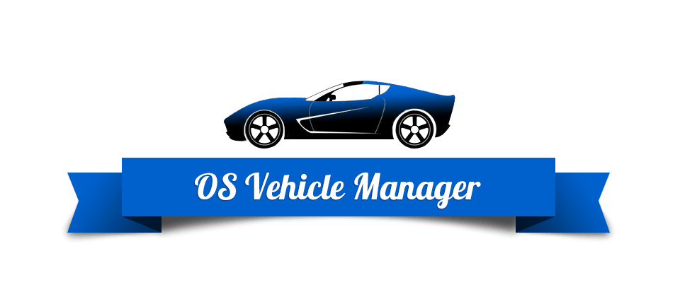 Release of Vehicle Manager v.3.8