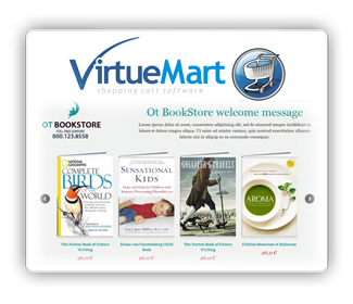 Easy Export to VirtueMart in Book Library